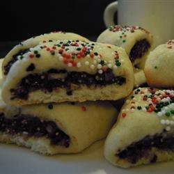 Italian Fig Cookies I recipe