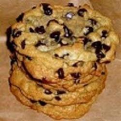 Basic Chocolate Chip Cookies recipe