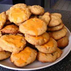 Orange Cream Cookies recipe