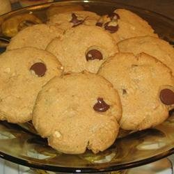 Perfect Cashew and Peanut Butter Gluten-free Cookies recipe
