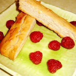 Raspberry Lemonade Biscotti recipe