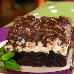 Mississippi Mud Cake III recipe