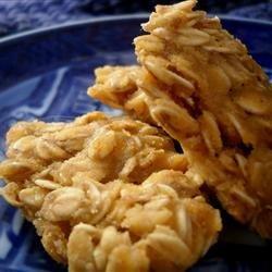 Caramel Oatmeal Pudding Cookies recipe