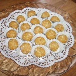 Orange Balls I recipe