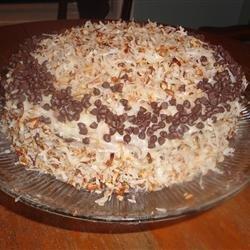 Coconut Pecan Cake recipe