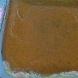 Pumpkin Pie I recipe