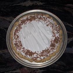 Honey Chocolate Pie recipe