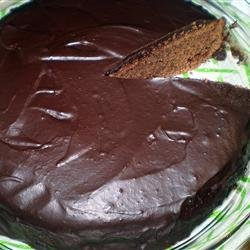 Chocolate Chocolate Cake recipe