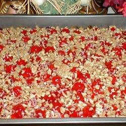 Cherry Nut Delight recipe