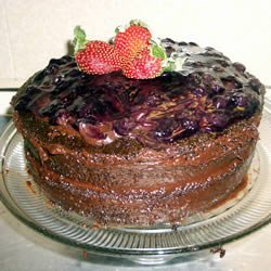 Chocolate Cake III recipe