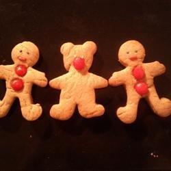 Gingerbread Bears recipe