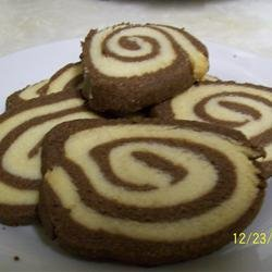 Pinwheel Cookies II recipe