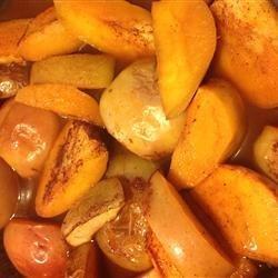 Easy Baked Apples recipe