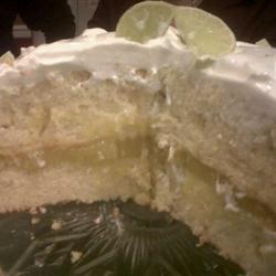 Key Lime Cake I recipe