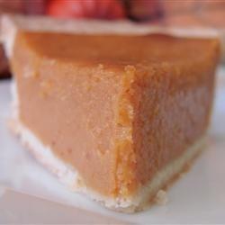 Pumpkin Pie V recipe
