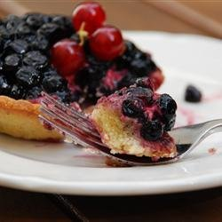 Fresh Blueberry Pie III recipe