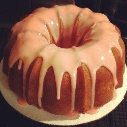 Maraschino Cherry Pound Cake recipe