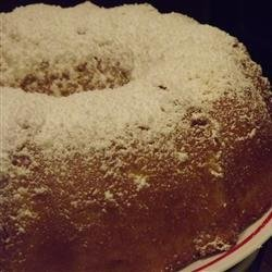 Pound Cake II recipe