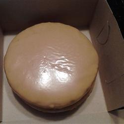 Caramel Cake II recipe