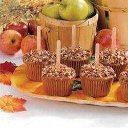 Caramel Apple Cupcakes recipe