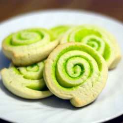 Jewel Swirls recipe