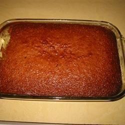 Honey Cake II recipe
