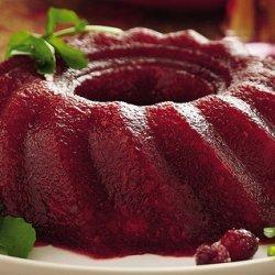Cranberry Gelatin Salad II recipe