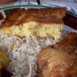 Real Corn Cornbread (With Jiffy Mix) recipe