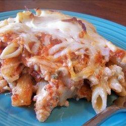Rigatoni With Ricotta Cheese recipe