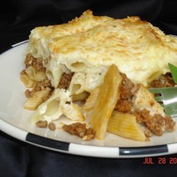 Pastitsio - Greek Lasagna recipe