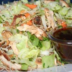 Marinated Chinese Chicken Salad recipe