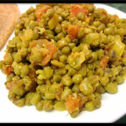 Uncle Bill's Mung Bean Curry recipe