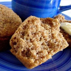 Melt in Your Mouth Bran Muffins recipe
