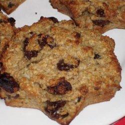 Oat Flour Muffins recipe