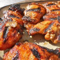 Grilled Curry Chicken recipe