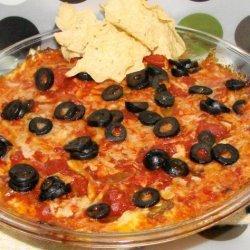 Queso Fundito Diablito (Melted Cheese With a Kick) recipe
