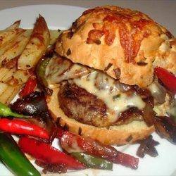 The Bergy Burger recipe
