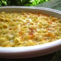 Macaroni and Cheese, Rich and Creamy recipe