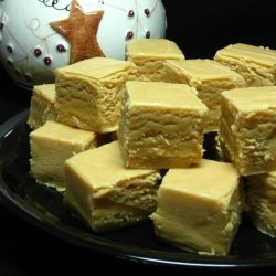 Fantasy Fudge (Peanut Butter Fudge) recipe