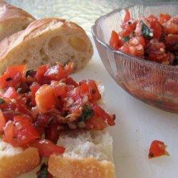 Best Ever Bruschetta recipe