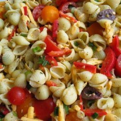 Vegetable Dilly Pasta Salad recipe