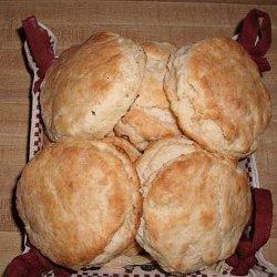 Rich Tea Biscuits recipe