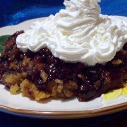 Crock Pot Blueberry Dump Cake recipe