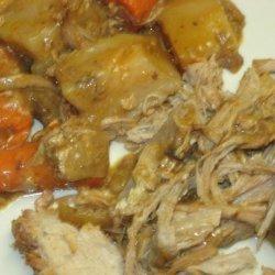 Crock Pot Pork Loin Roast recipe