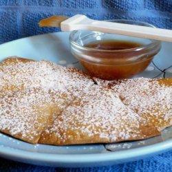 Honey Crisps recipe