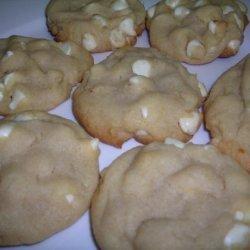 Orange Dream Cookies recipe