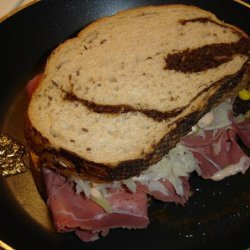 New York Toasted Reubens recipe