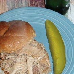 Crock Pot Shredded Turkey recipe