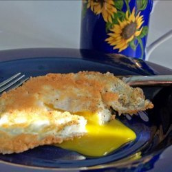 Eggs With Cheese and Olive Oil recipe