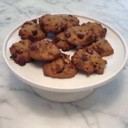 Chocolate Chip Cookies With Chickpeas recipe